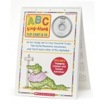 Abc Sing Along Flip Chart & Cd