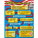 Chart A Bill Becomes A Law Gr 4-8