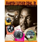 Chart Martin Luther King Jr Gr 4-8 17 X 22