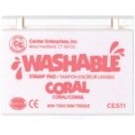 Center Enterprises Washable Stamp Pads: Coral