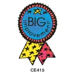Center Enterprises Big Improvement - Ribbon Stamp