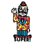 Center Enterprises Clowns Grading Stamp Set
