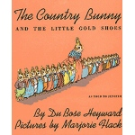The Ctry Bunny & The Little Gold Shoes