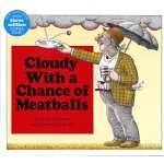 Cloudy W/ A Chance Of Meatballs Paperback