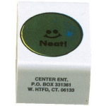 Center Enterprises Grading Stamp: Smile Faces