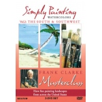 Simply Painting Across the United States Volume 2: The South and Southwest 2-DVD Set