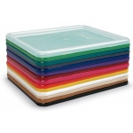 Jonti-Craft Paper-Tray Lid Only: Berry