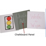 Jonti-Craft Chalkboard Easel Panel