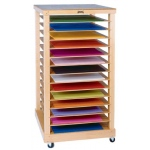 Jonti-Craft Paper Rack
