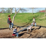 SportsPlay's Heavy Duty 8 Seater See-Saw