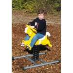 SportsPlay Portable Easy Spring Rider Base Only: 2 to 5 years old