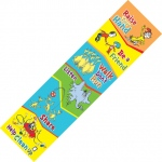Seuss-Cat In The Hat Class Rules Banner Vertical