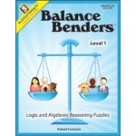 Didax Balance Benders (Level 1): Grade 4-12