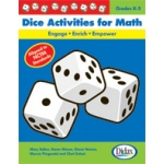 Didax Dice Activities for Math: Grade K-3