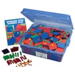 Didax Hands-On Algebra Classroom Kit: Grade 6-12