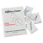 Didax The Algebra Game: Trig Function, Grade 7-12
