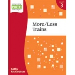 Didax Assessing Math Concept: More/Less Train, Grade 1-2
