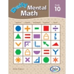 Didax Daily Mental Math: Grade 10, Set of 10 Books