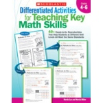 Didax Differentiated Activities for Teaching Key Math Skill: Grade 4-6
