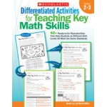 Didax Differentiated Activities for Teaching Key Math Skill: Grade 2-3