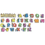 Alphabet Kids Kid-Drawn Bb Set Pk-1