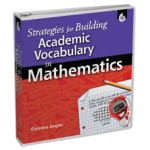 Didax Strategies for Building Academic Vocabulary in Mathematics: Grade 1-8