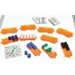 Didax Ten-Frame Trains: Grades K-2