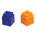 Didax 5000 Unifix Cubes - Volume Pricing: Grades K-6
