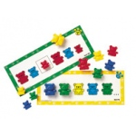 Didax Teddy Bear Activity Card: Grades Prek-1