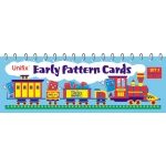 Didax Unifix Early Pattern Card: Book 1, Grades K-2