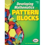 Didax Developing Mathematics with Pattern Block: Grades K-5