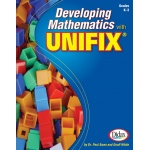 Didax Developing Mathematics with Unifix Cubes: Grades K-3