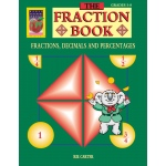 Didax Fraction Book: Grades 5-8