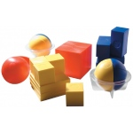 Didax Fraction Cubes & Spheres Models: Grades 4-8