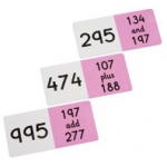 Didax Addition to 1000 Dominoes: Grades 1-3