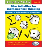 Didax Dice Activities for Mathematical Thinking: Grades 5-8