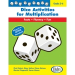Didax Dice Activities for Multiplication: Grades 3-6
