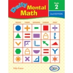 Didax Daily Mental Math: Set of 10 Books, Grades 2