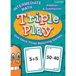 Didax Triple Play Math-Intermediate Math: Grades 2-4
