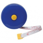Didax 25 Retractable Tape Measures - Volume Pricing: Grades 1-12