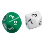 Didax 40 Place Value Dice - Volume Pricing