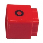 Didax 450 Unifix CVC Cubes - Volume Pricing: Grades K-3