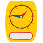 Didax 50 Write On/Wipe Off Clocks - Volume Pricing: Grades 1-4