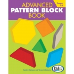 Didax Advanced Pattern Block Book: Grades 3-6