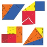 Didax Hands-On Trigonometry Proofs (Manipulatives): Grades 7-12