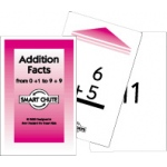 Didax Addition Facts Card Set: Level 1, Grades 1-3