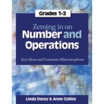 Didax Zeroing In On Numbers & Operations: Grade 1-2