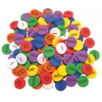 Didax Place Value Disks: Grades 1-3