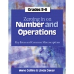 Didax Zeroing in On Numbers & Operations: Grades 5-6