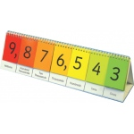 Didax Place Value Flip Stand: Grades 2-5